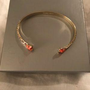 Kendra Scott triangle bracelet